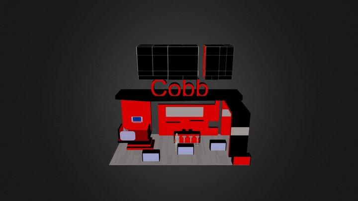 88888888888 3D Model
