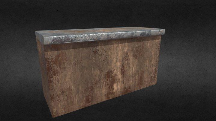 Counter Top 3D Model