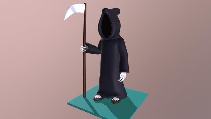 Death 3D Model