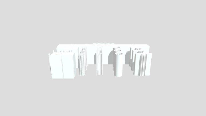 Kuwait Casino Online 3D Model