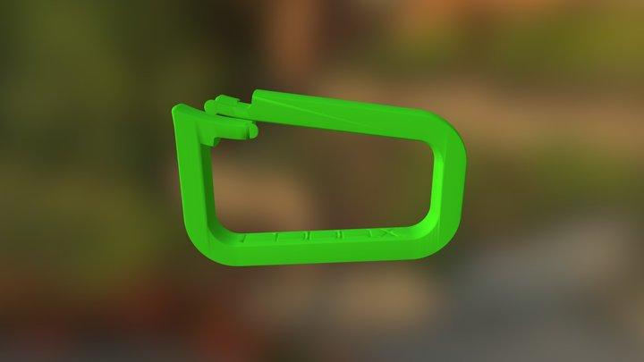 Robox Carabina 3D Model