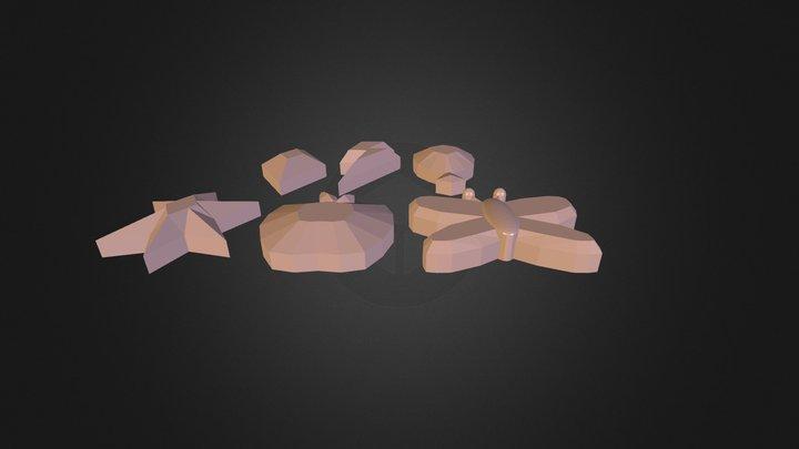 Harmony 3D Model