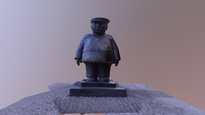 Toripoliisi by ContextCapture 3D Model