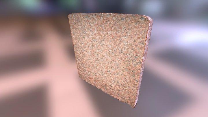 Плитка сканирование 3D Model