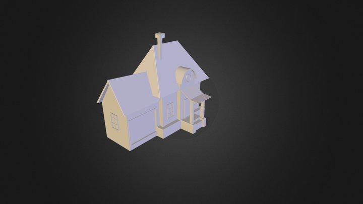 usual_bld_e 3D Model