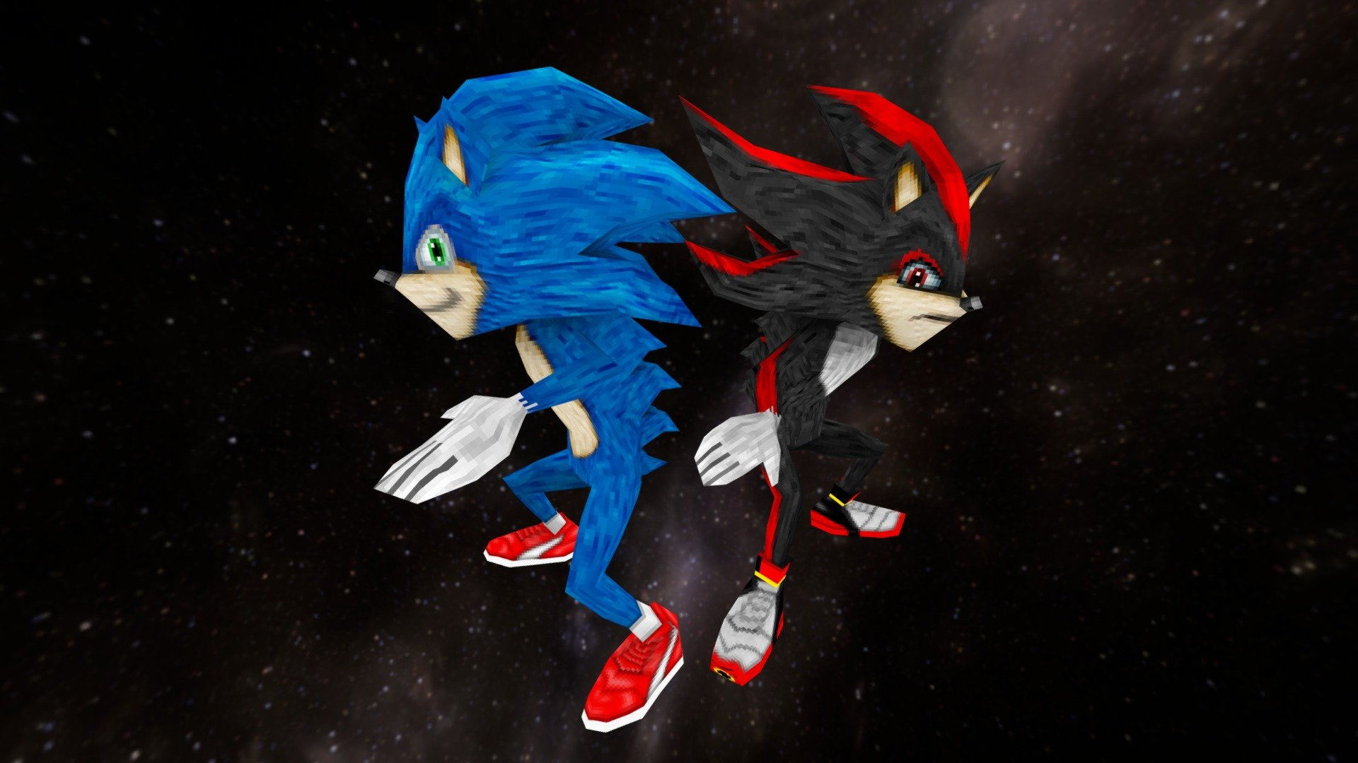 Sonic The Hedgehog 2019 Shadow Download Free 3d Model By The Regressor The Regressor 770bbaf Sketchfab