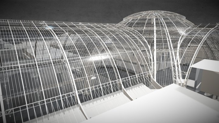 GRAND PALASIS - GROUP 4 3D Model