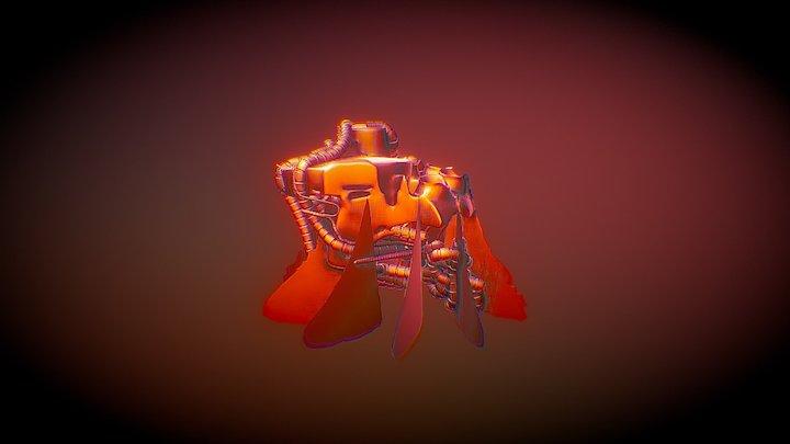 fragment 3D Model