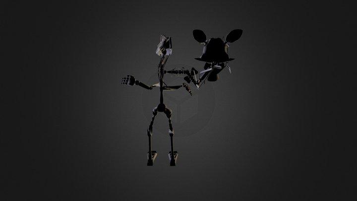 Mangle 3D Model