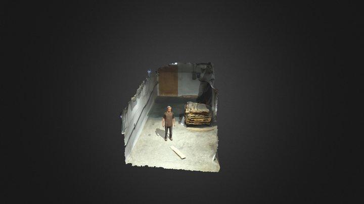 Photogramatry and Optimization 3D Model