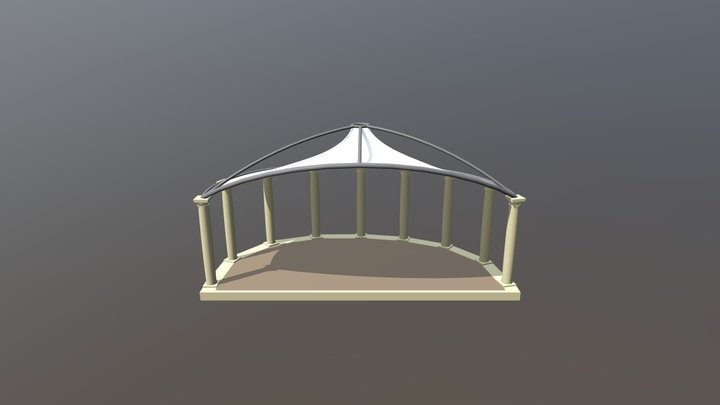 Malinowe Hotele W3 3D Model