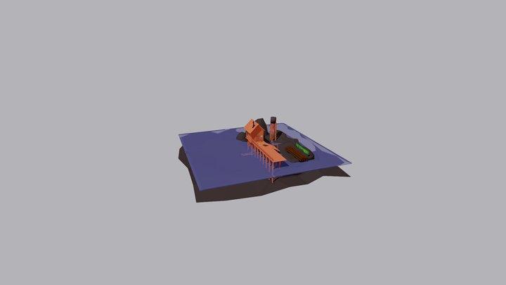 Firewatch 04 3D Model