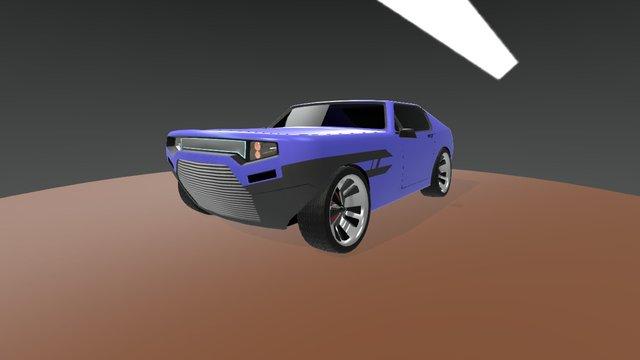 Cuirasse 2015 3D Model