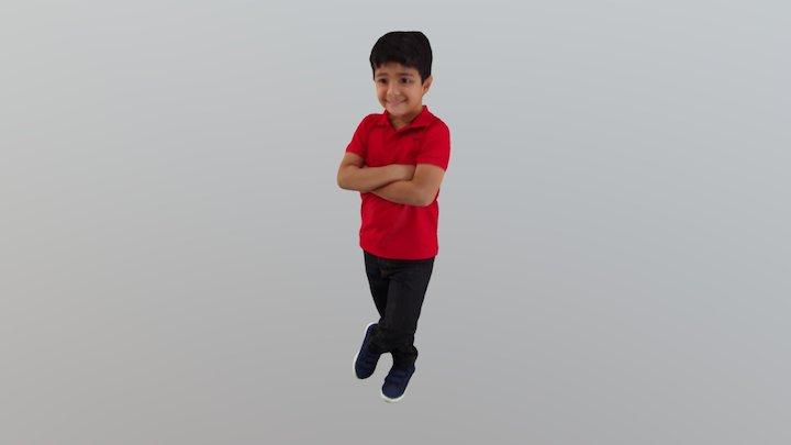 Gabriel 3D Model