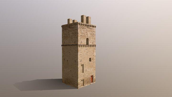 Torre San Giovanni - Lanciano (CH) 3D Model