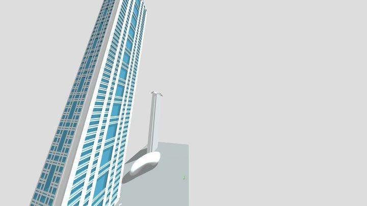 Street Assembly 3D Model