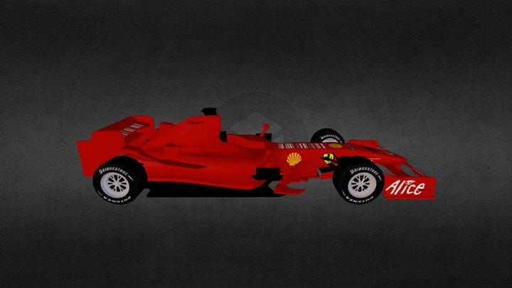 F2007 3D Model