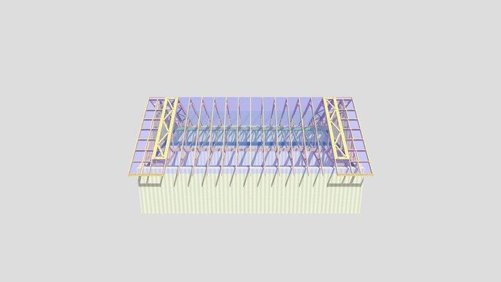 p-65-2020_(Slaga)Oleszek_Babice_ul._Spacerowa 3D Model