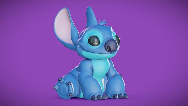 Stitch Free 3D Model