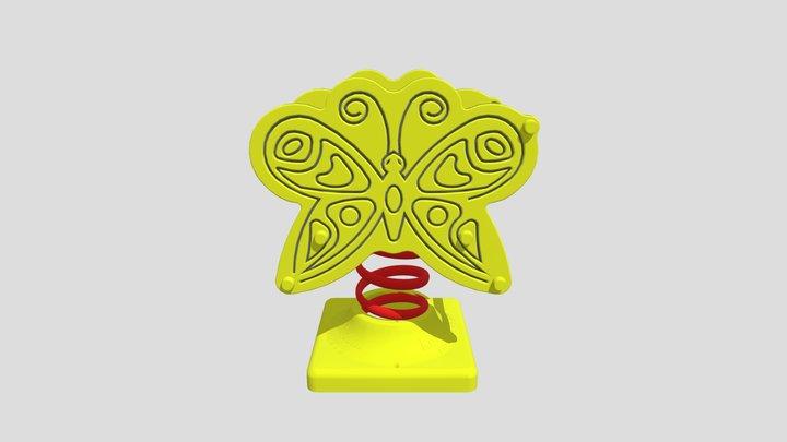 GE 271 3D Model