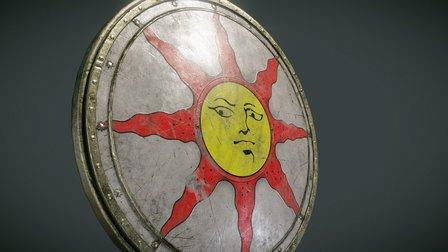 Sunlight Shield 3D Model
