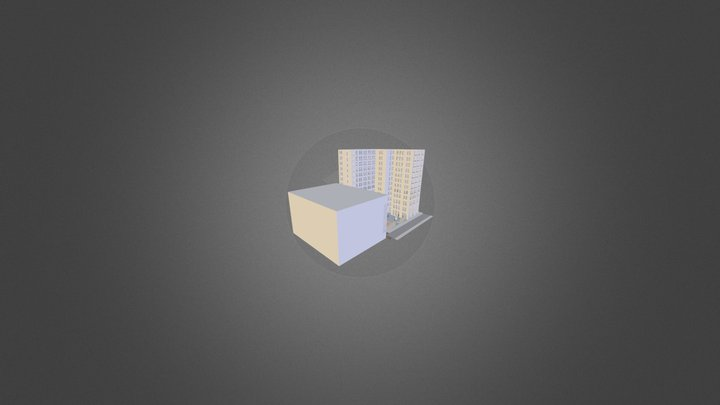 Canopy Study 3D Model