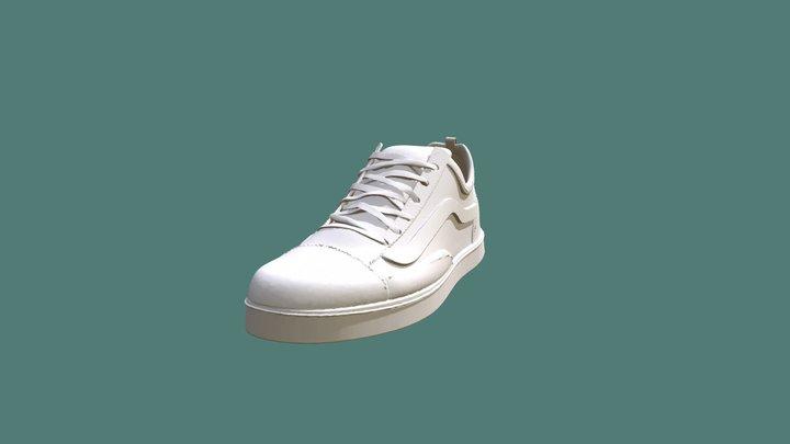 Vansshoe 3D Model
