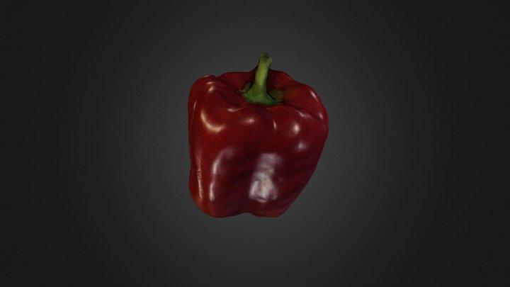 Paprika -  3D Model