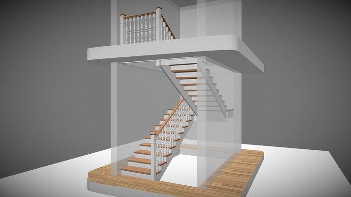 Истландия 2 3D Model