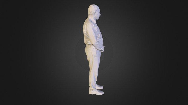 Man-wrl 3D Model