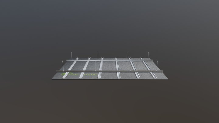 Ceeling 3D Model