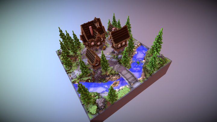 HCF ~ Spawn 3D Model