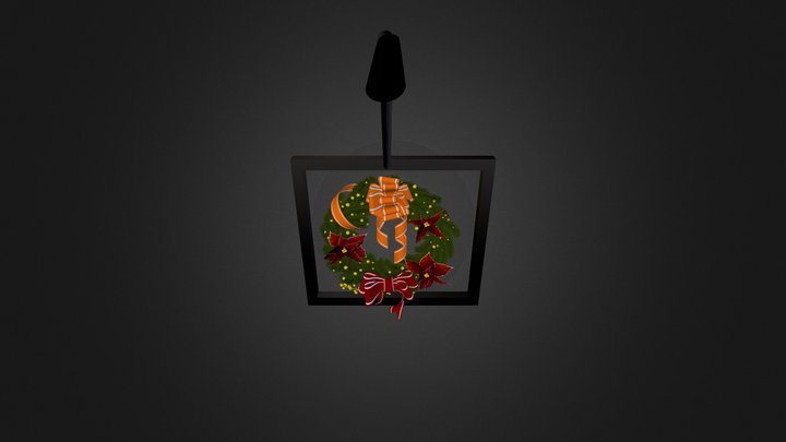 Wreath 3D Model