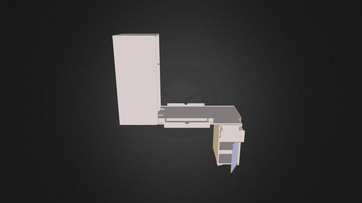 Escritorio 3D Model