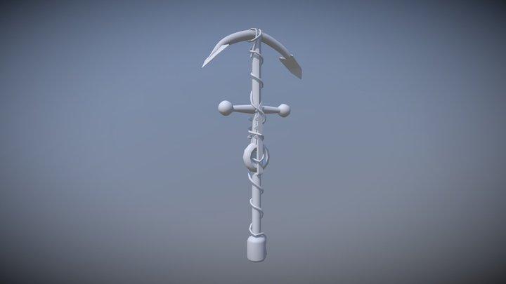 Pick Anchor 3D Model