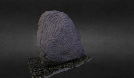 Petroglifo Museo 3D Model