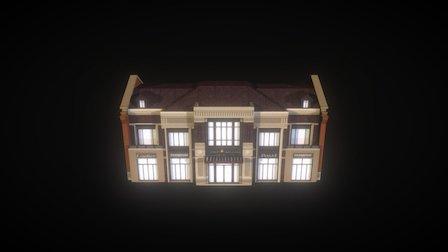 Demo FBX 3D Model