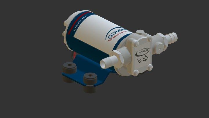 UP2 3D Model
