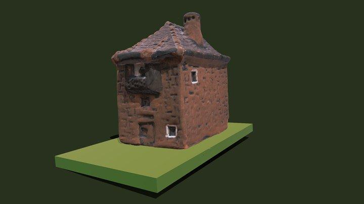 CASA ANSOTANA 3D Model