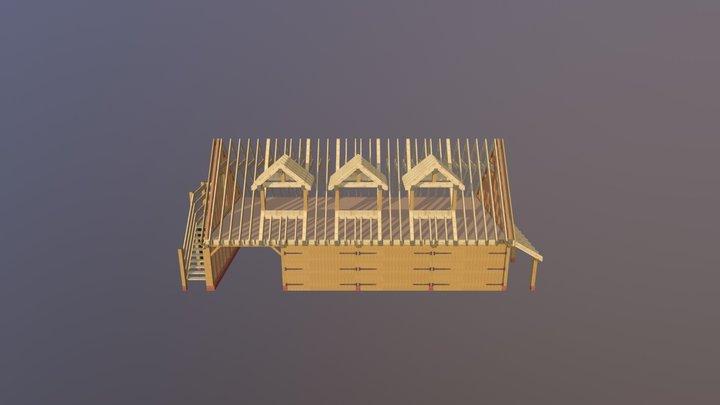 004 3D Model
