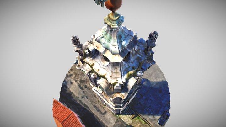 Torre do Galo, Lisbon 3D Model