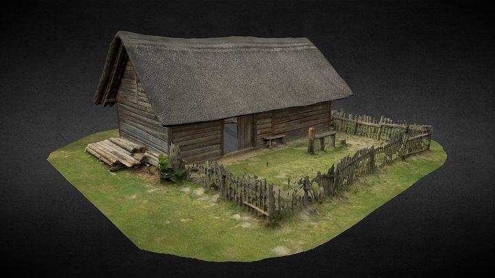 Mitterkirchen - Winterhaus 3D Model