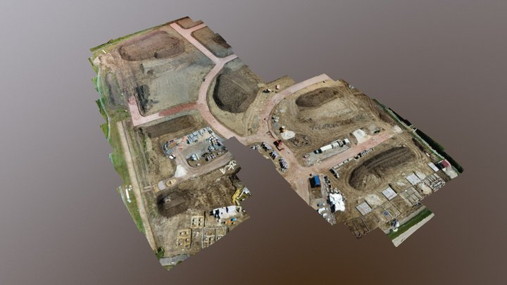Bellway 3D Model