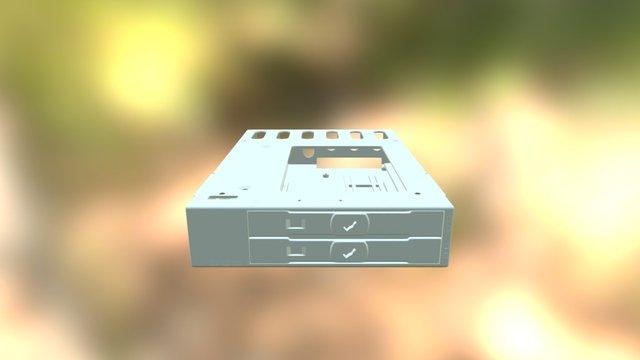 New Inc Box Assy 3D Model