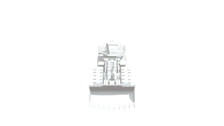 Cargador frontal 3D Model