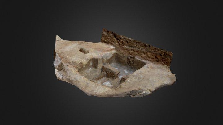 Piletas Romanas 3D Model