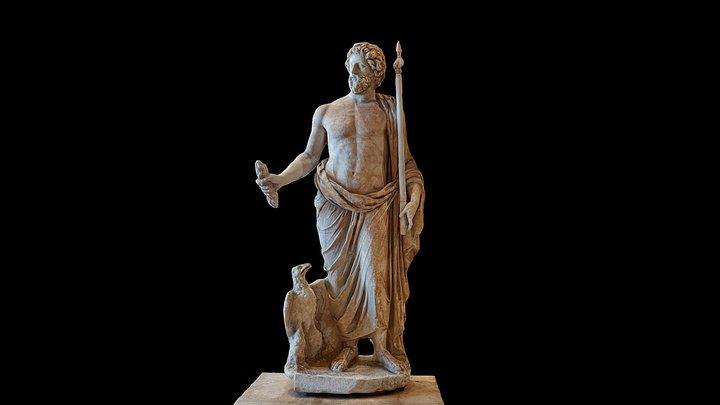 Zeus 3D Model