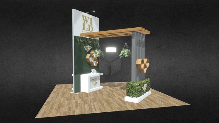 Good Forest 20x20 Option-2 3D Model