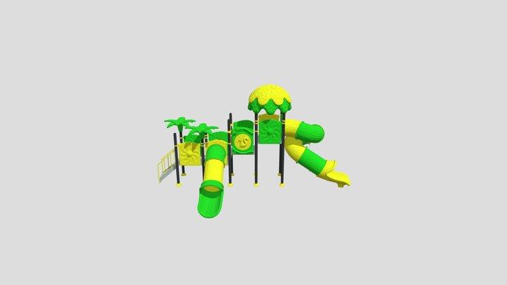 PE KS004 TX 3D Model