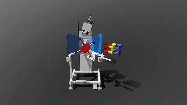 TMC 3D Model